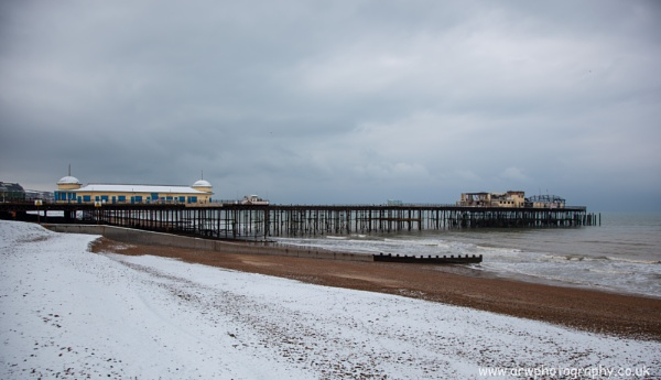 Hastings Pier by andypitstop