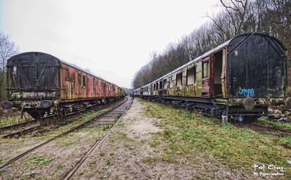 Train graveyard by paul_chong