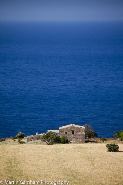 Sicilian Coastline house by garnham123