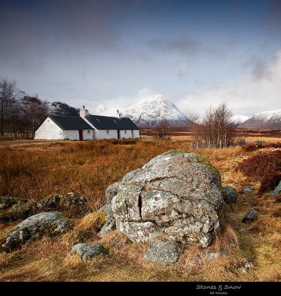 Stones & Snow... by edrhodes