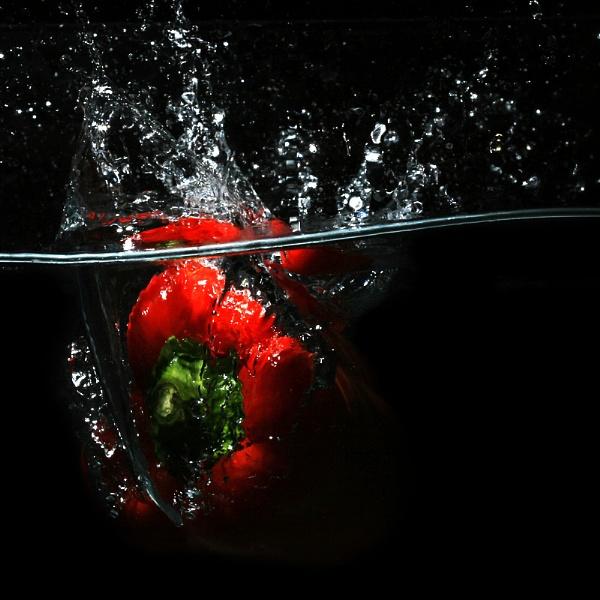 Pepper Splash by Bainy