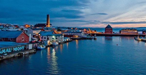 Harbour Lights by suemason