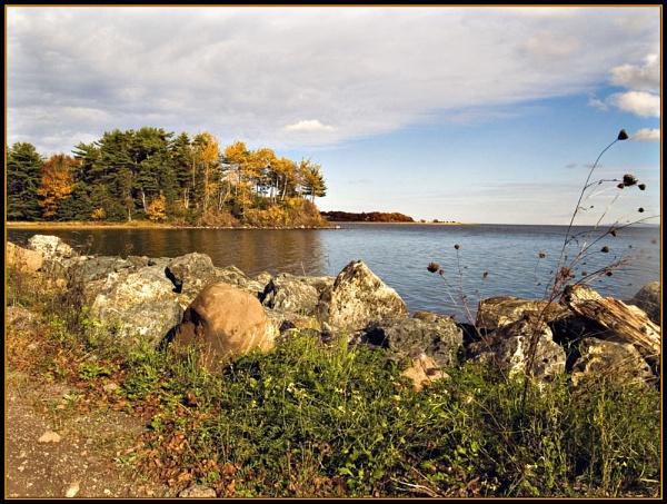 Braeshore Shoreline by JimV