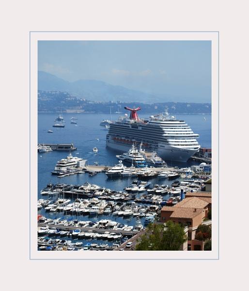 Monaco by ink_weaver