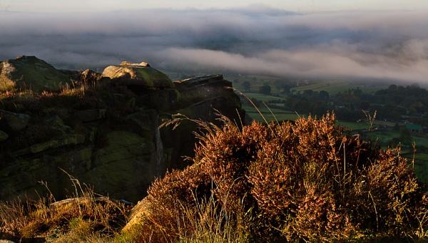 Misty valley by TrevorPlumbe