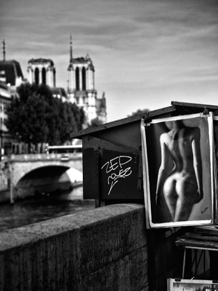 Je Taime Paris by MDaniel