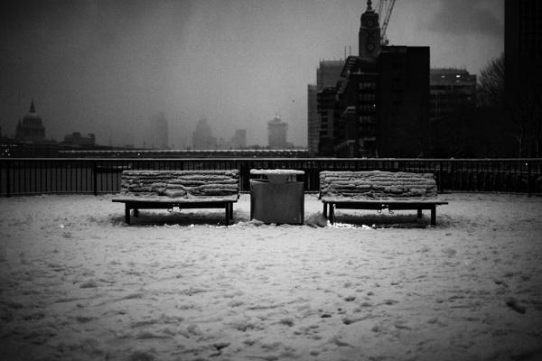 Bleak Mid Winter by RupertHitchcoxLRPS