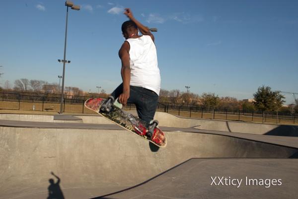 Shadow Skating by Xxticy