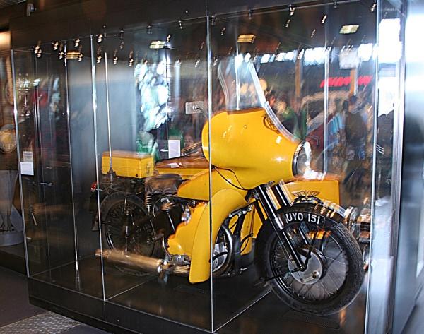 AA Motorcycle by cjl47