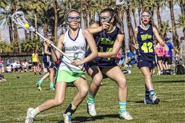 Lacrosse Game by Daisymaye