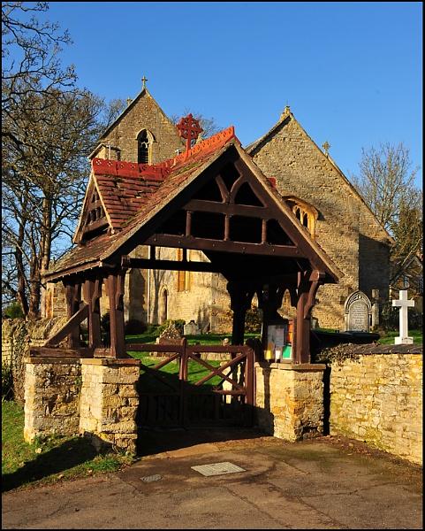 Ashton Parish Church, Northamptonshire by strokebloke