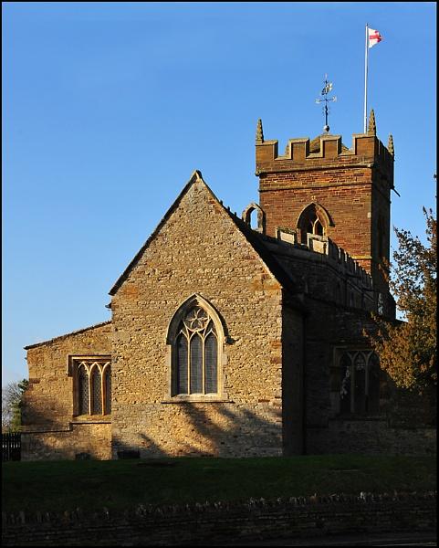 Wooton Parish Church by strokebloke