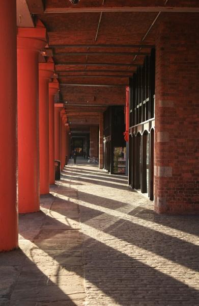 Albert docks by RazvanD