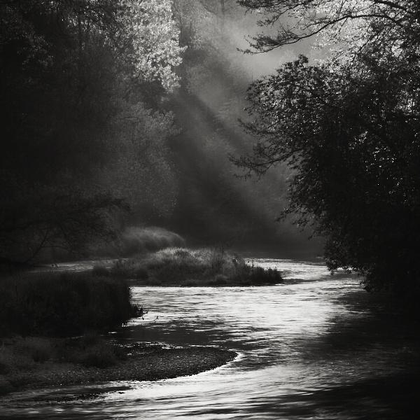 Sun river by megpie60