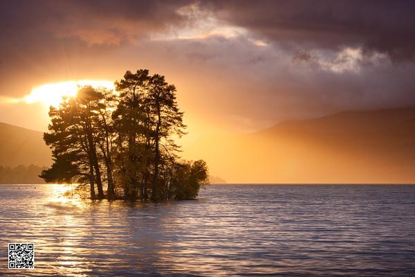Loch Tay & Ray