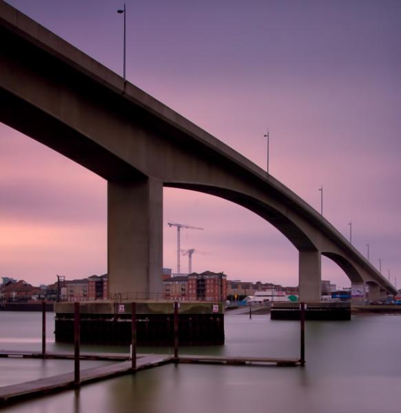 Bridgescape IV by marktc