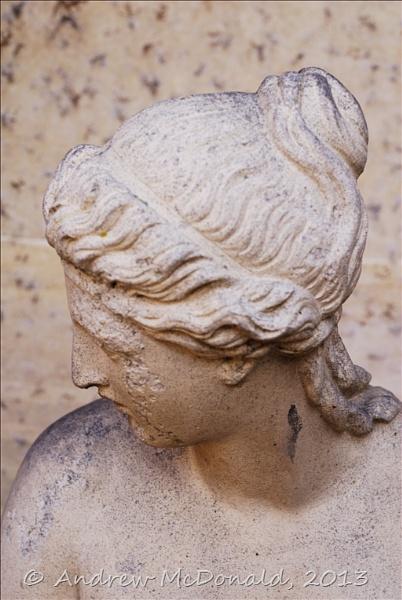 Statue, Belton by andymcdonald