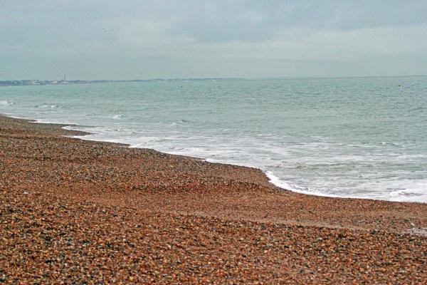 Portsmouth Beach by kish123