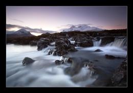 Dawn Light at the Slig