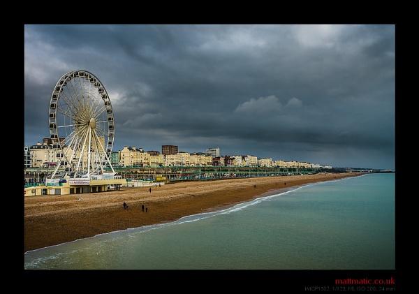 Brighton Eye Candy by mattmatic