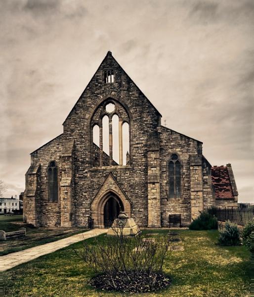 The Royal Garrison Church by TJC63