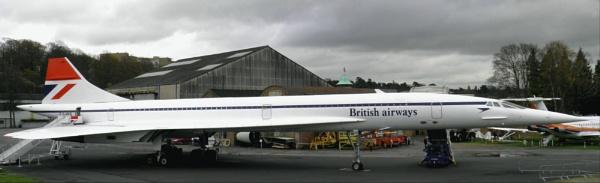 Concorde by brianpatcham
