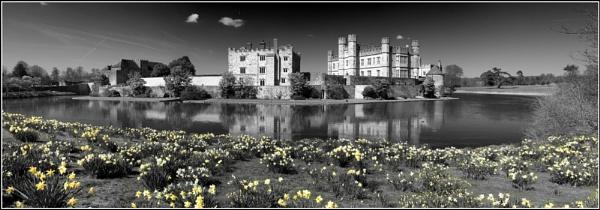 Leeds Castle Springtime