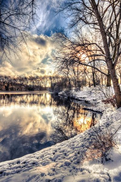 Snowfall by yddet