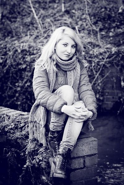 Girl by EwaG
