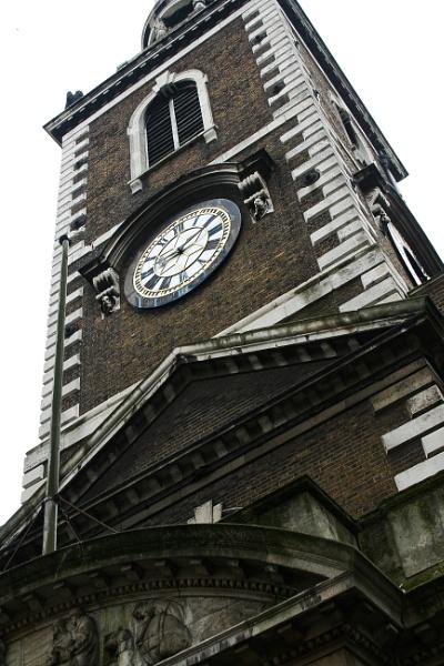 Islington church exterior by RyanFlint
