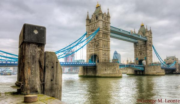 Tower Bridge by Giorgie0