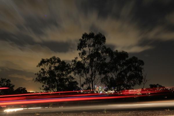Light Trails by photopix12