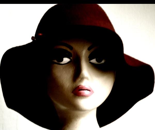 The eyes have it.... by Lelah