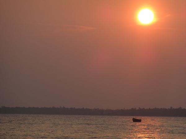 A Breezy Sunset by manojkumaravel