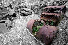 Oradour Car 10th June 1944