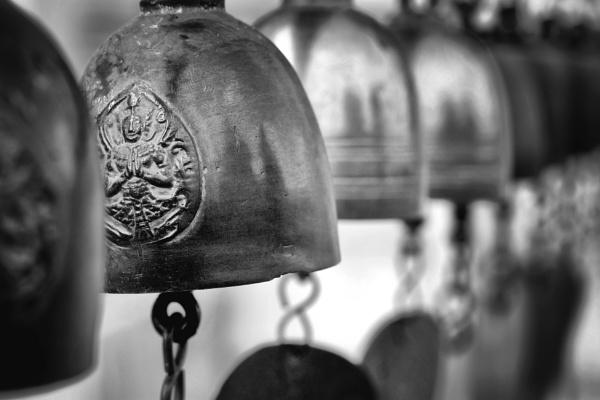 Buddha Bell by MDaniel