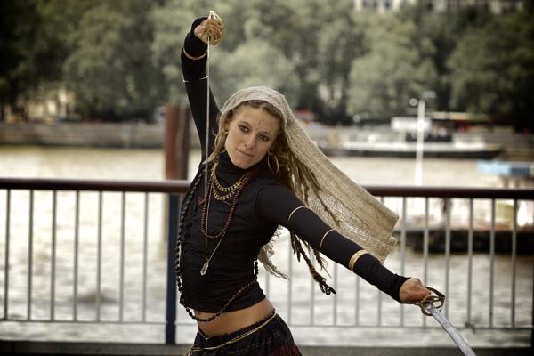 Sword Dancer