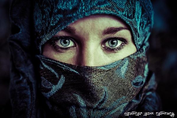 Spirit through the eyes by chodge987