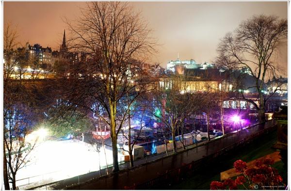 Edinburgh by icemanonline