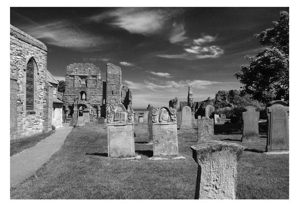 Holy Island Northumberland by Misty56