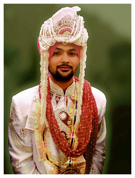 Punjabi Groom by Jat_Riski