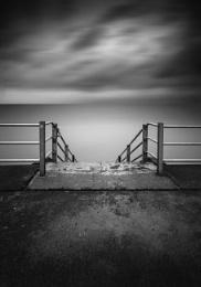 The Beach Steps, St Mildreds Bay,