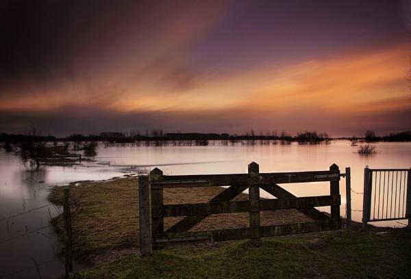 Evening light 2 by saeidNL