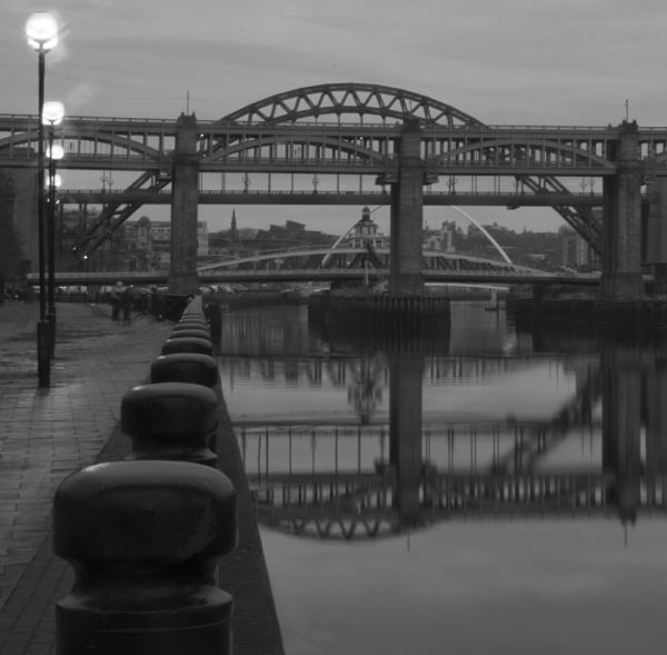 Tyne Bridges by Graham_H