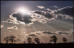 Shropshire Skies II.