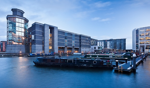 Clarence Dock by Philo