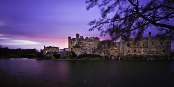 Castle Sundown by gvet