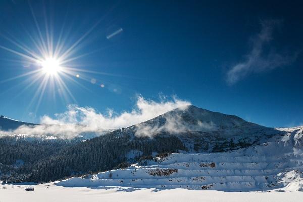 Mountain Breath by gabymarian