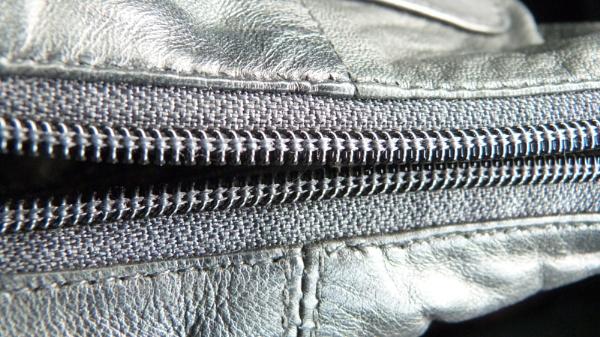 Zip on my handbag by Chrisjaz