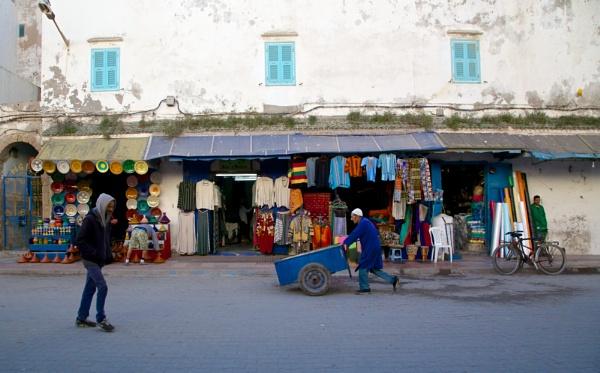 Moroccan street by goexplorephotography